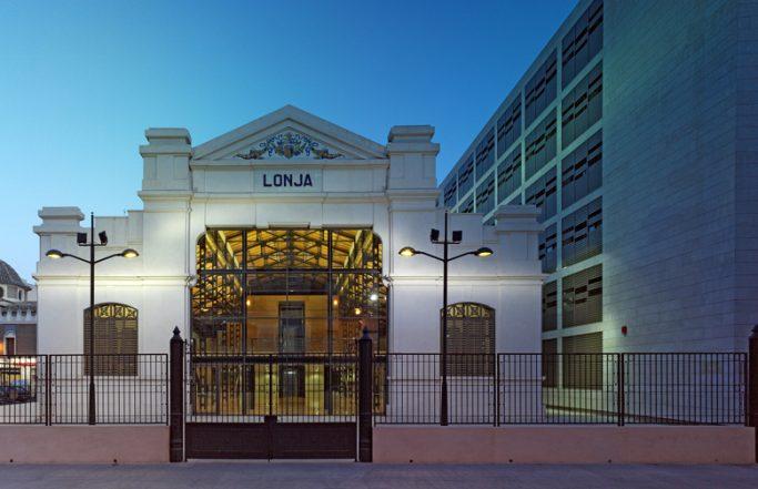 Rehabilitación de la Lonja para conservatorio de música. Orihuela