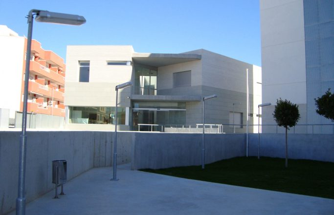 Casa Cuartel Guardia Civil. Almoradí
