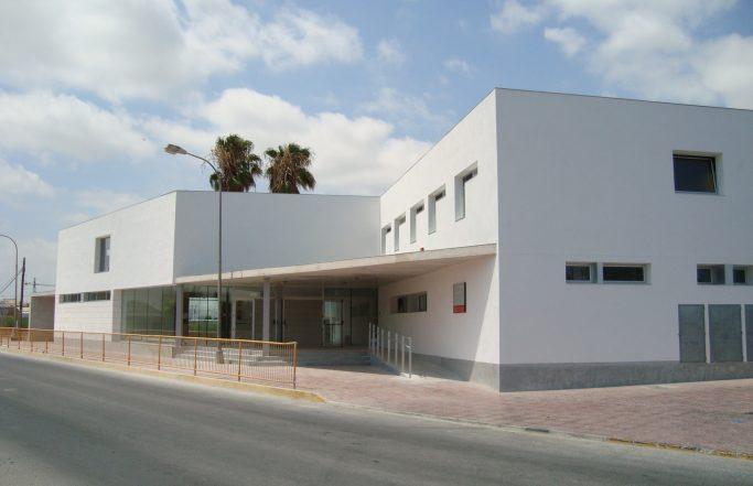 Adecuación y ampliación de CEIP San Fulgencio (6I+12P+comedor+gimnasio)