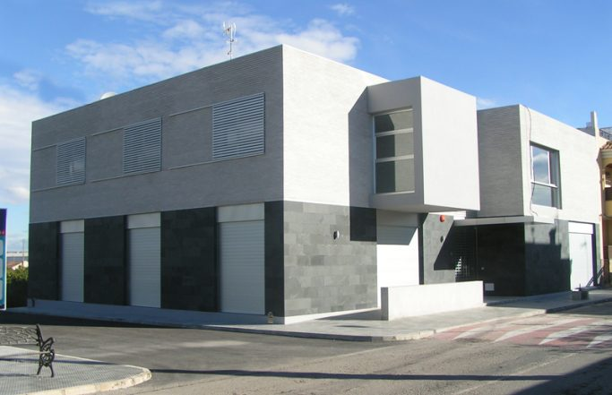 Centro Cultural. Heredades