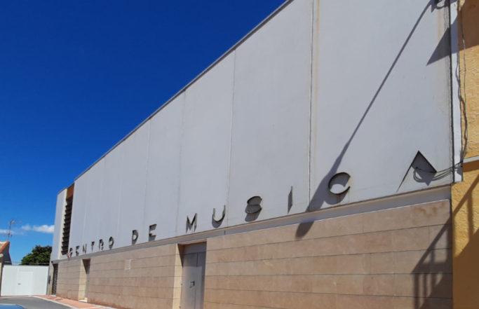 Centro de música. San Fulgencio