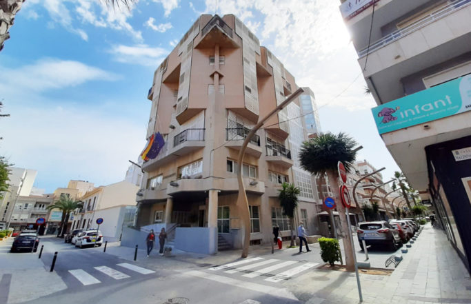 Ampliación Ayuntamiento de Torrevieja